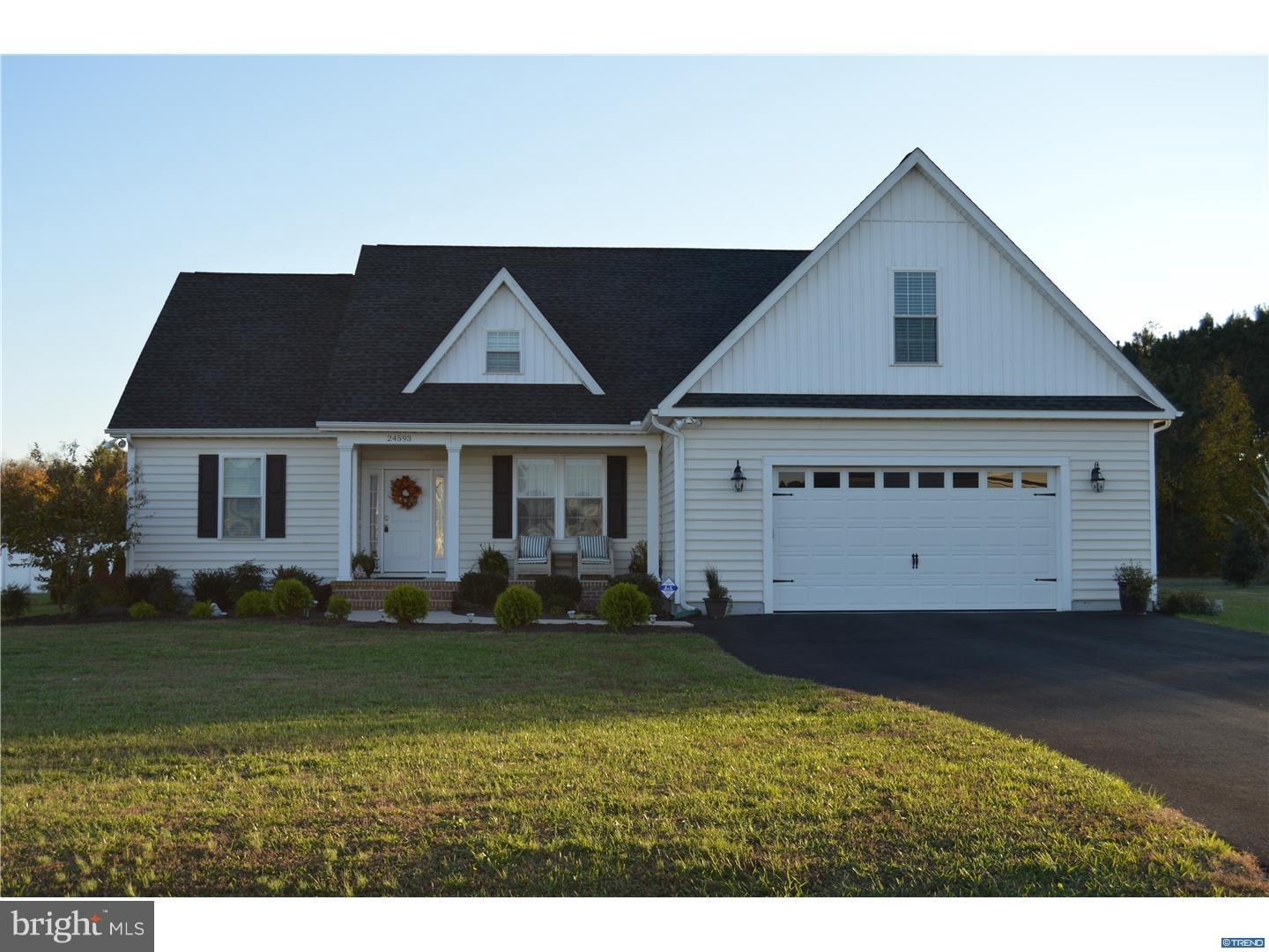 Single Family Home for Sale at 24593 HOLLYTREE Circle Georgetown, Delaware 19947 United States