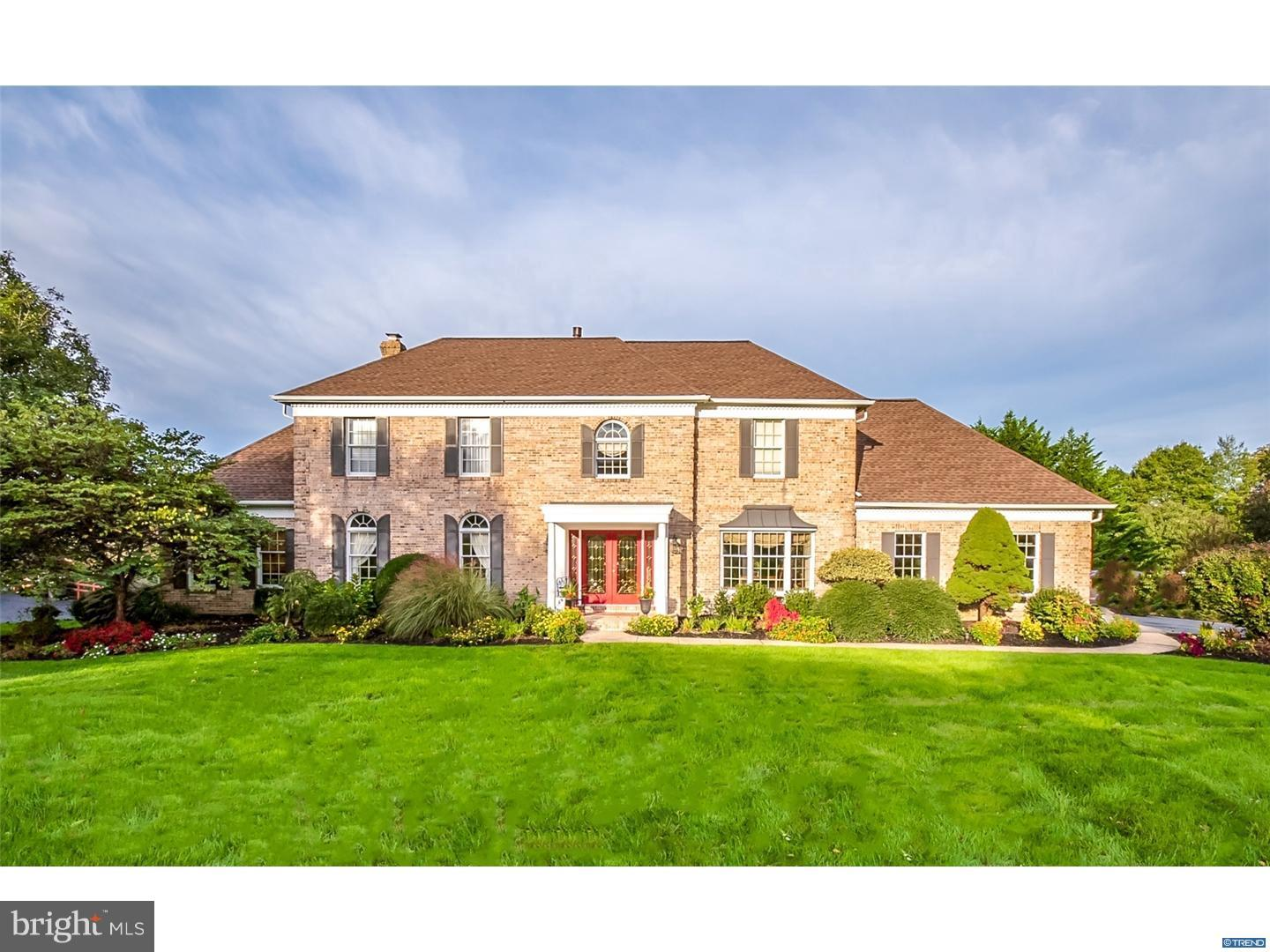 Single Family Home for Sale at 16 WITHERS WAY Hockessin, Delaware 19707 United States