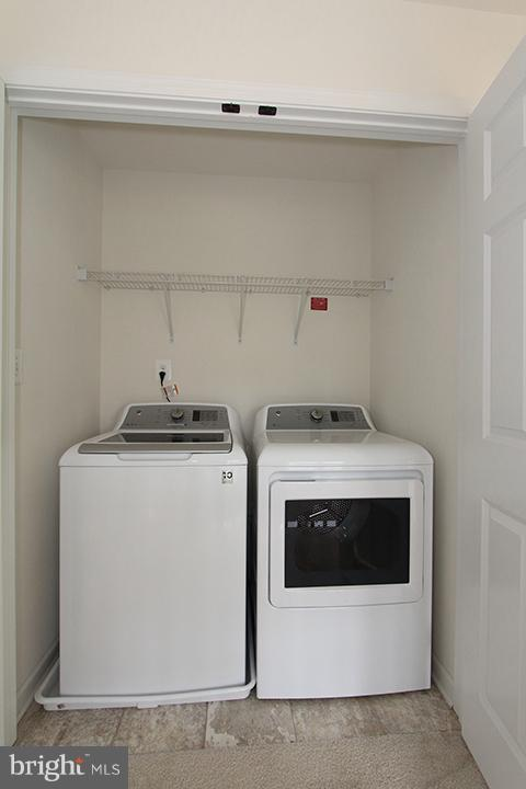 Upper level laundry - 301 ADDIVON TER, PURCELLVILLE
