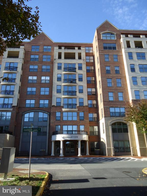 Welcome to Your High Security Bldg. on a Quiet St. - 485 HARBOR SIDE ST #306, WOODBRIDGE