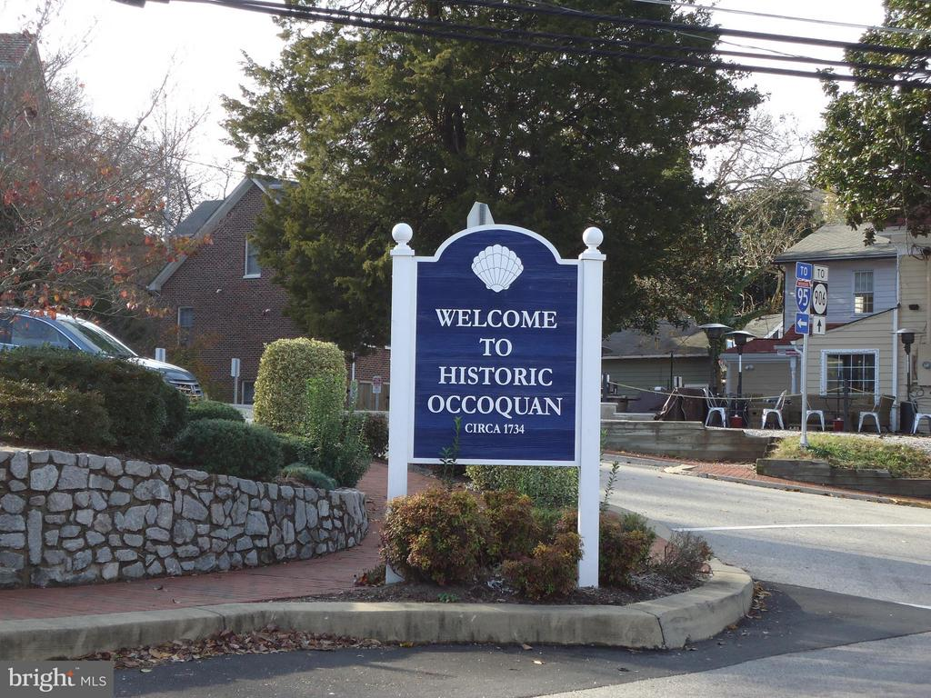 12 Minute Drive to Occoquan Village - 485 HARBOR SIDE ST #306, WOODBRIDGE