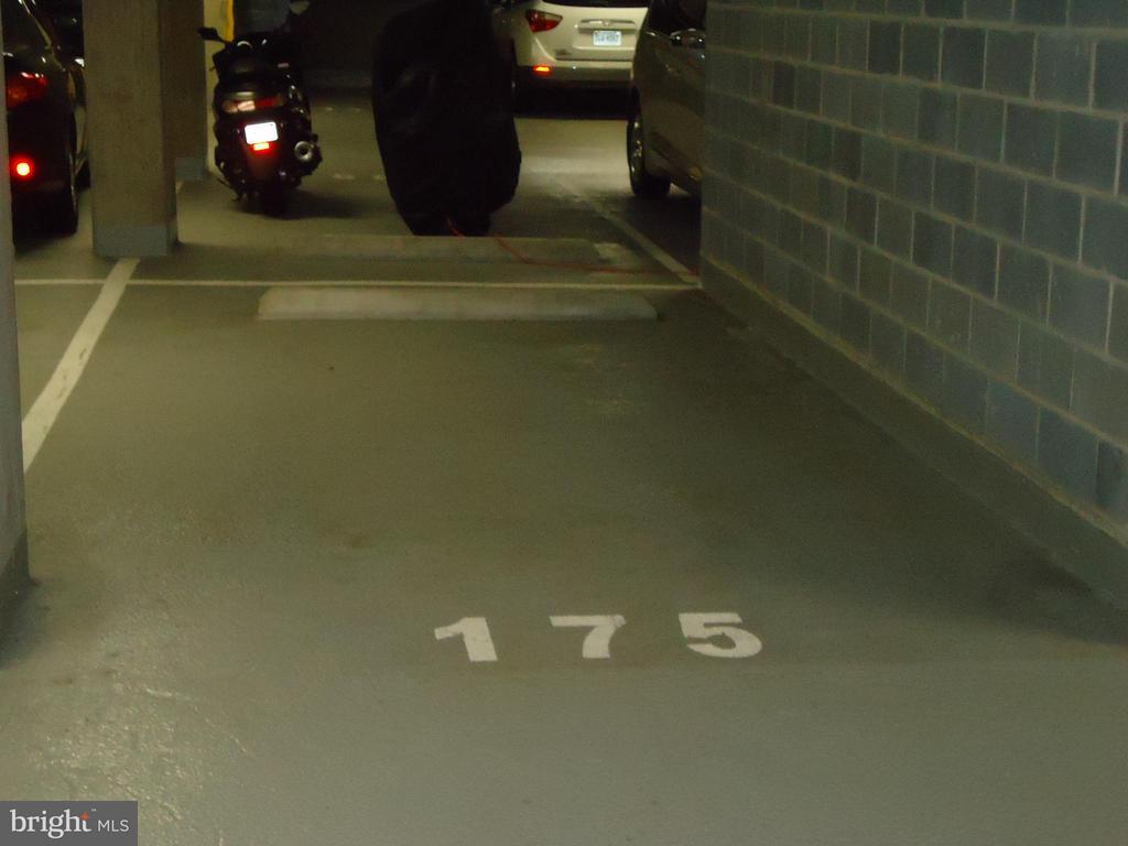 Deeded Garage Parking Space # 1 - 485 HARBOR SIDE ST #306, WOODBRIDGE