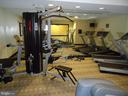 Fitness Center w/Strength and Aerobic Machines - 485 HARBOR SIDE ST #306, WOODBRIDGE