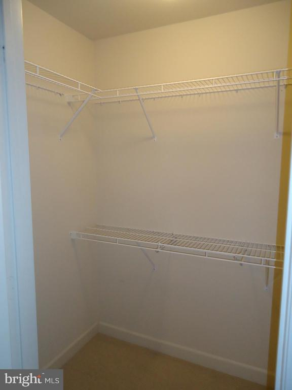Master Bedroom Walk-In Closet # 2 - 485 HARBOR SIDE ST #306, WOODBRIDGE