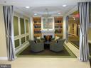 Your New Lobby Exudes a High End Vibe - 485 HARBOR SIDE ST #306, WOODBRIDGE
