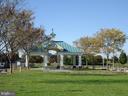 Beautiful Gazebo at the Belmont Bay Marina - 485 HARBOR SIDE ST #306, WOODBRIDGE