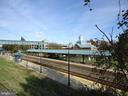 VRE Rail Station Garage is 1.2 Miles From Condo - 485 HARBOR SIDE ST #306, WOODBRIDGE