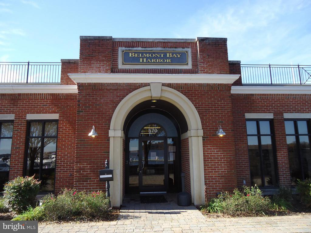 Belmont Bay HOA Offices at the Marina - 485 HARBOR SIDE ST #306, WOODBRIDGE