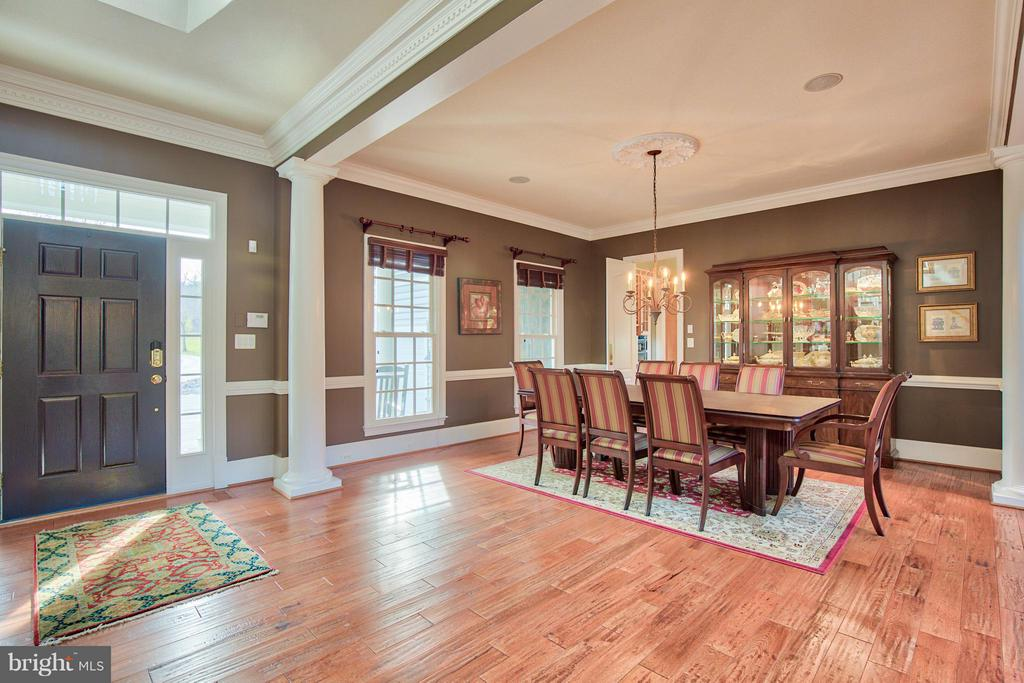 Dining Room - 17276 SIMPSON CIR, PAEONIAN SPRINGS