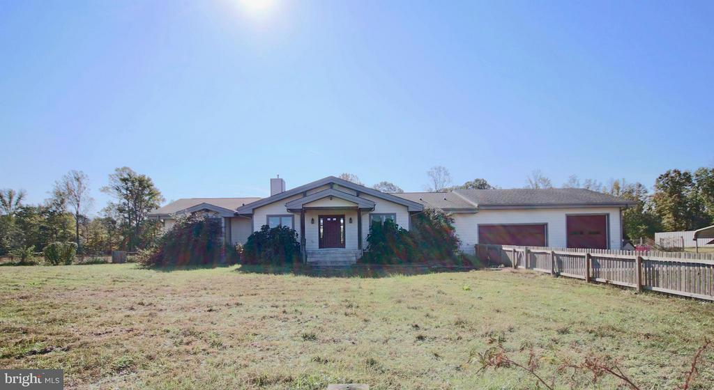 Exterior (Front) - 1583 ROOT SWAMP RD, TAPPAHANNOCK