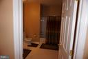 Full bath in basement - 5311 AUSTRA PL, WOODBRIDGE