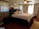 Bedroom (Master) - 7104 PULLEN DR, FREDERICKSBURG