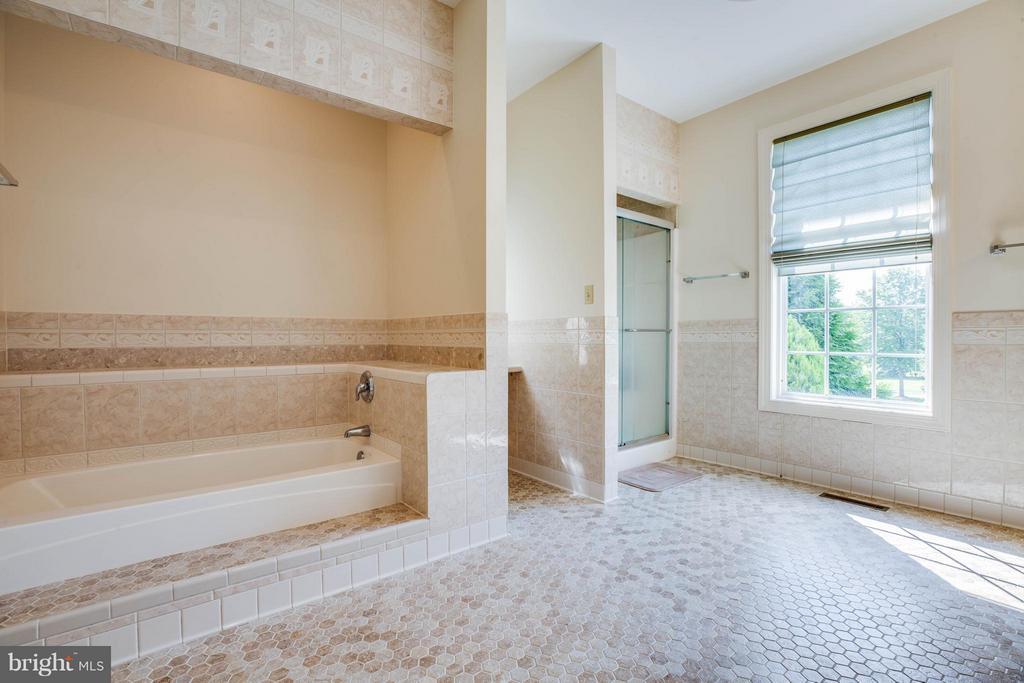 Bath (Master) - 8099 MEADOWLAND DR, LOCUST GROVE