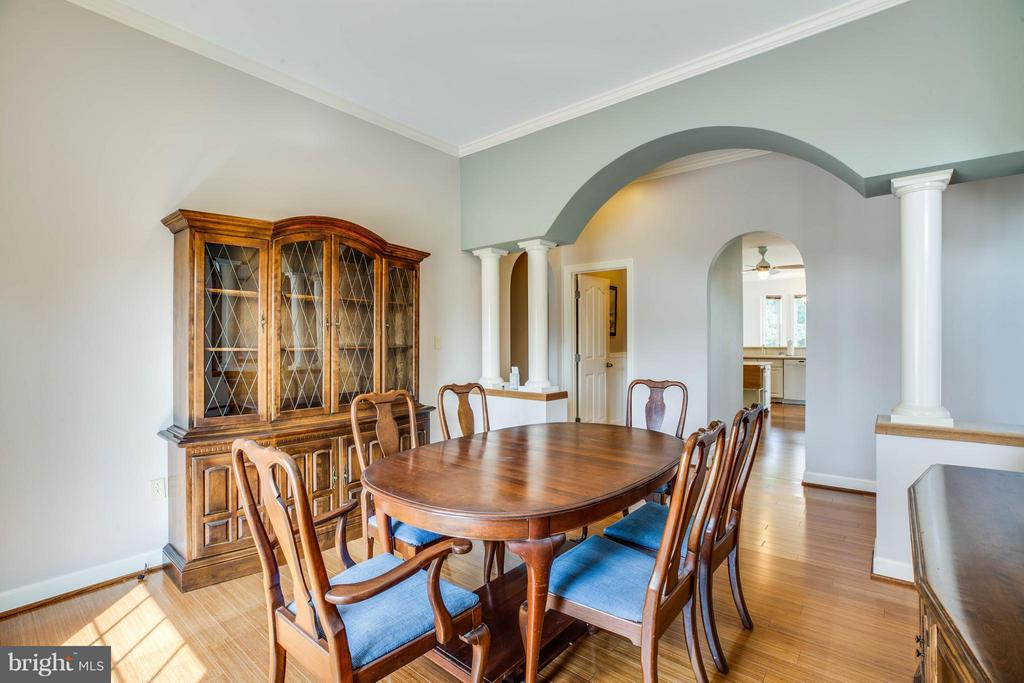 Dining Room - 8099 MEADOWLAND DR, LOCUST GROVE