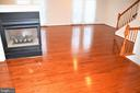 Brand new Canadian Red Oak--Gorgeous - 19342 GARDNER VIEW SQ, LEESBURG