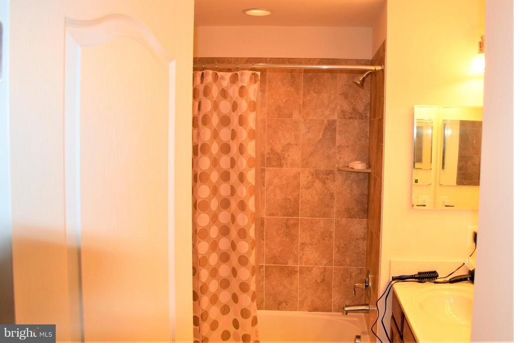 Clean hall bath - 19342 GARDNER VIEW SQ, LEESBURG