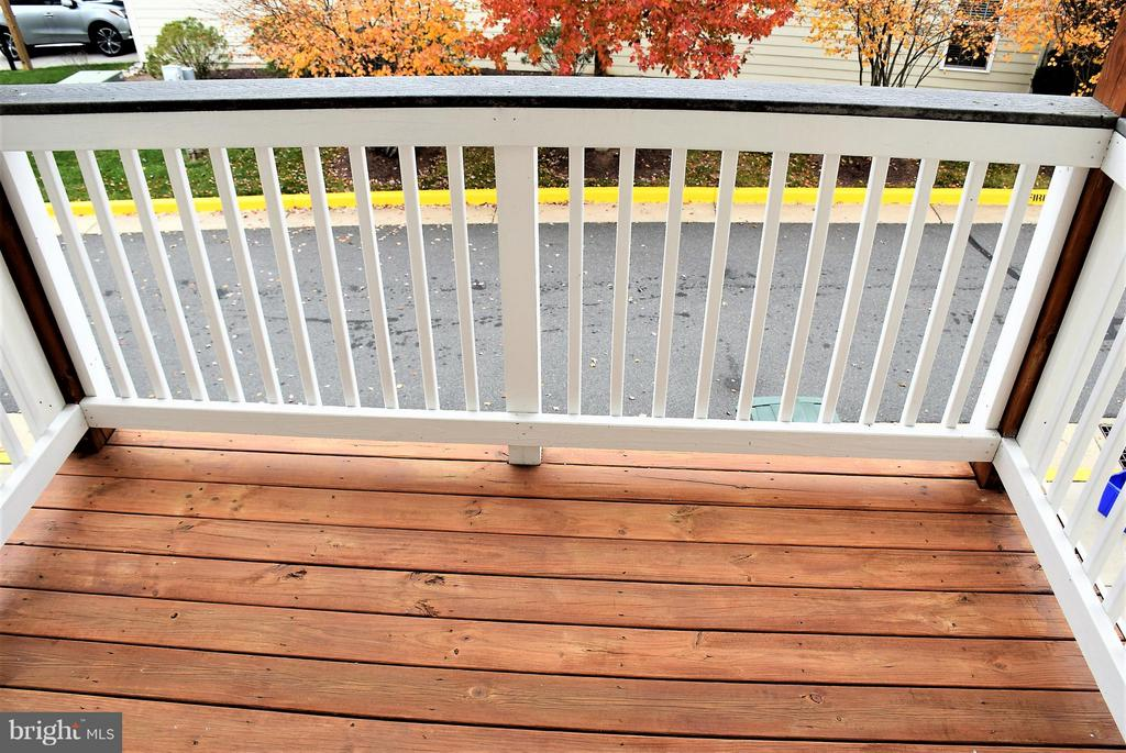 Balcony off Sitting Room - 19464 PROMENADE DR, LEESBURG