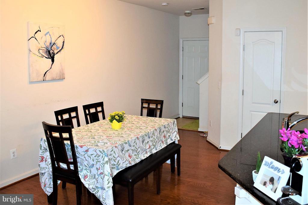Dining Room - 19464 PROMENADE DR, LEESBURG
