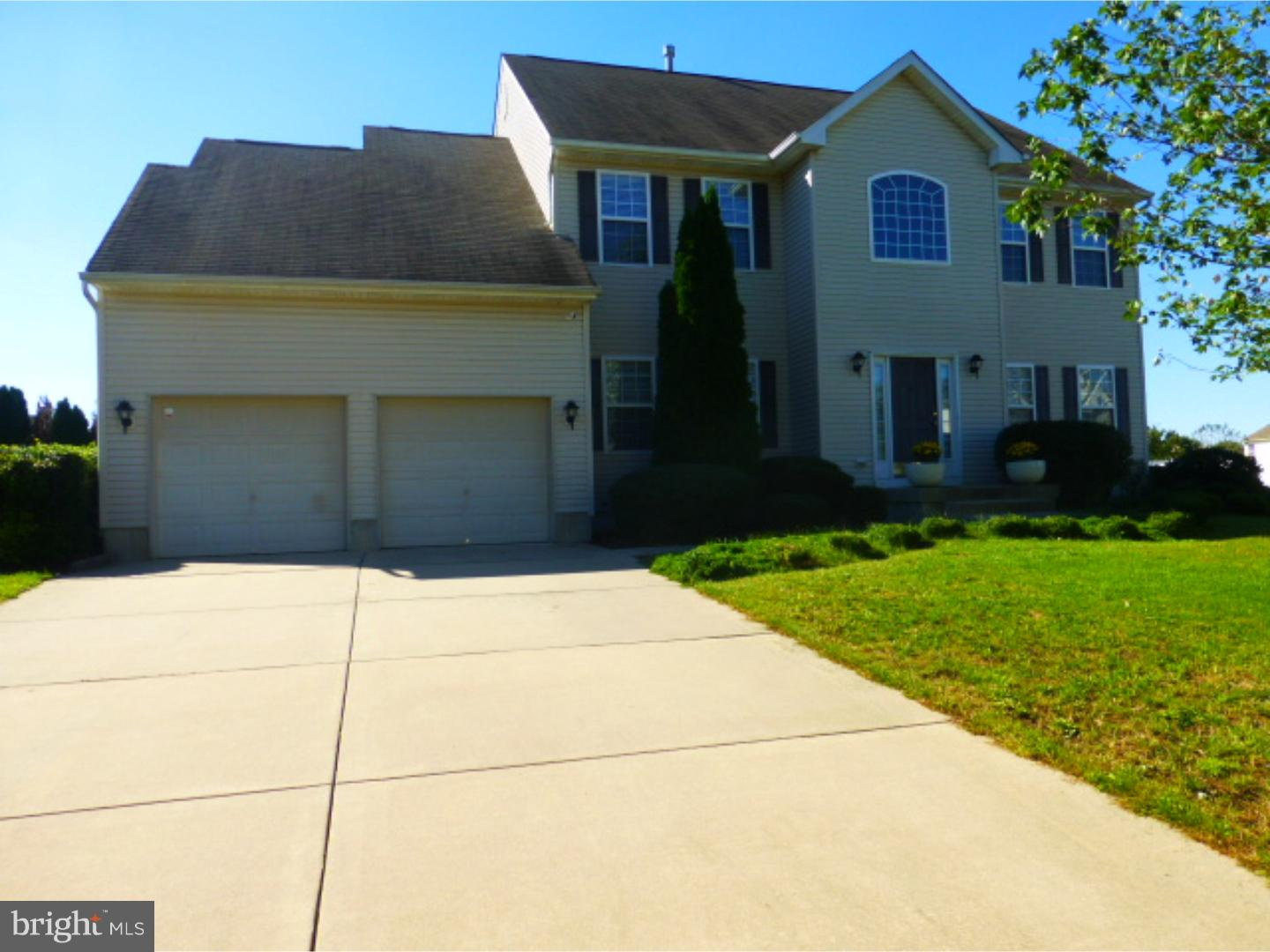 Single Family Home for Sale at 504 KIMBERLY Drive Millville, New Jersey 08332 United States