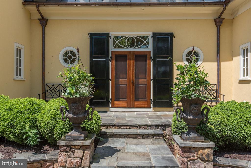 Exterior (Front) - 21004 WILLISVILLE RD, BLUEMONT