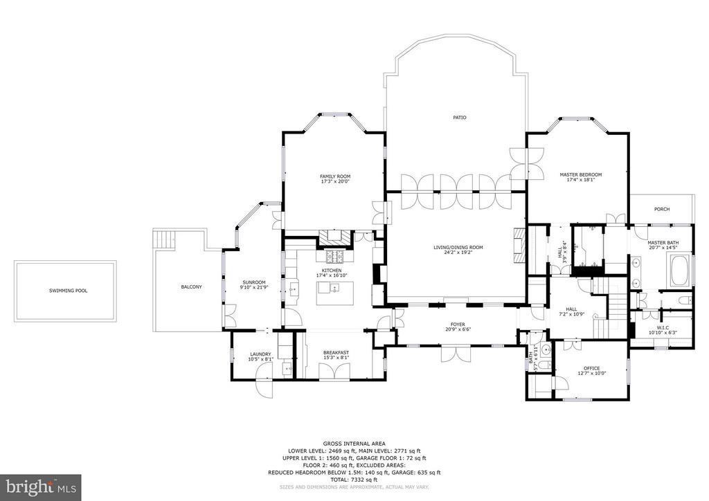 Main Level - 21004 WILLISVILLE RD, BLUEMONT