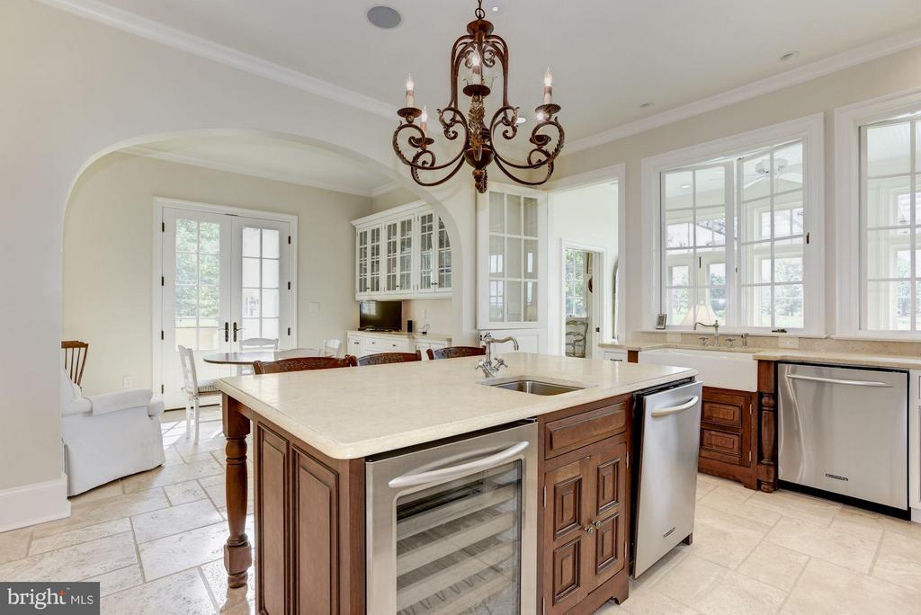 Kitchen - 21004 WILLISVILLE RD, BLUEMONT