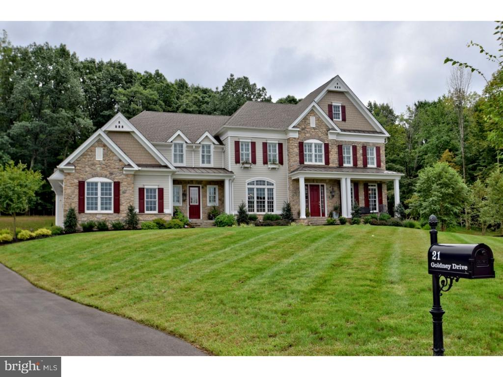 21  GOLDNEY DRIVE, Newtown, Pennsylvania