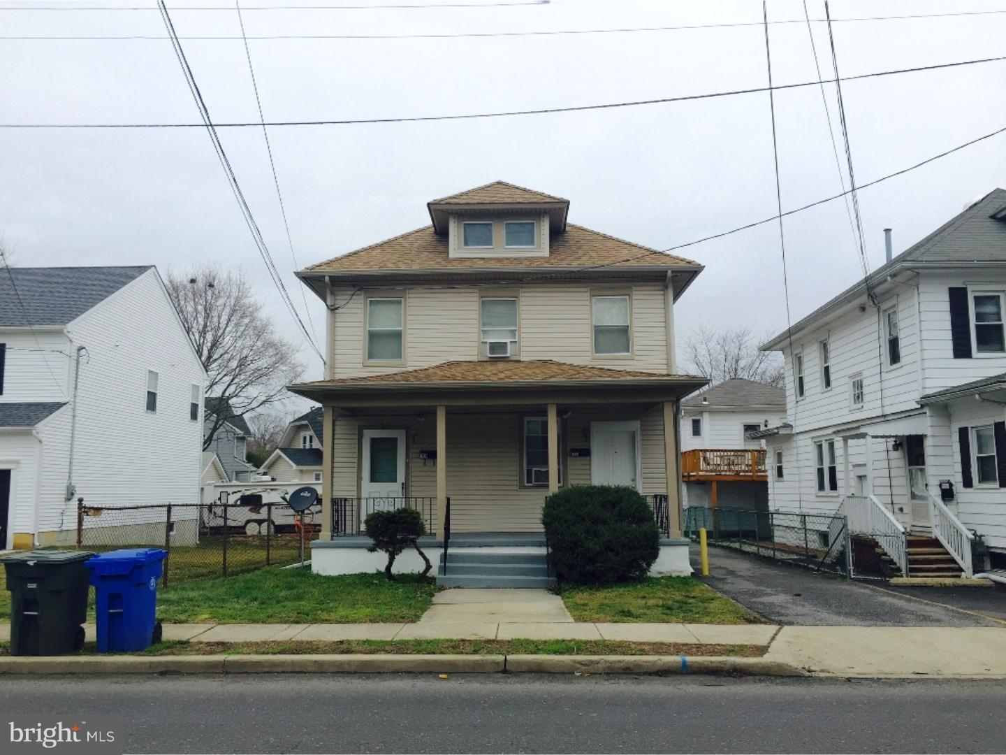 Single Family Home for Rent at 105 ELLIS Street Glassboro, New Jersey 08028 United States