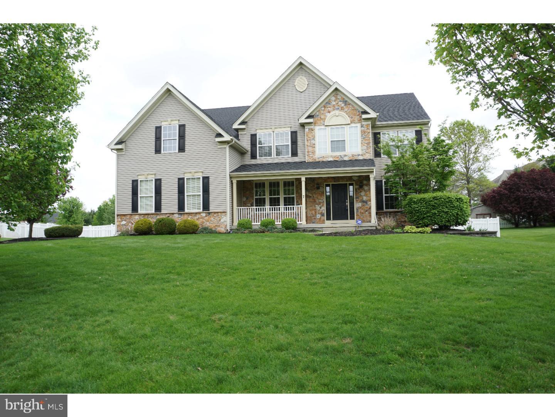 Single Family Home for Sale at 7 AMARYLLIS Lane Lumberton, New Jersey 08048 United States