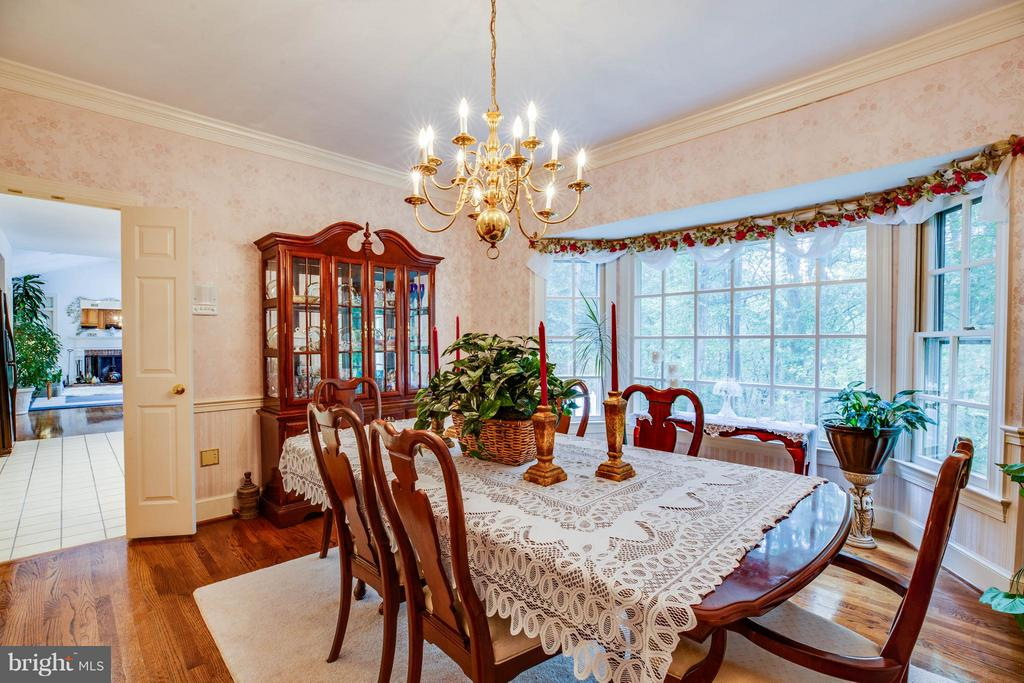 Dining Room - 6900 BERNLY CT, SPOTSYLVANIA