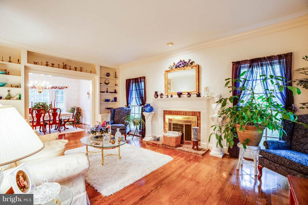 Family Room - 6900 BERNLY CT, SPOTSYLVANIA