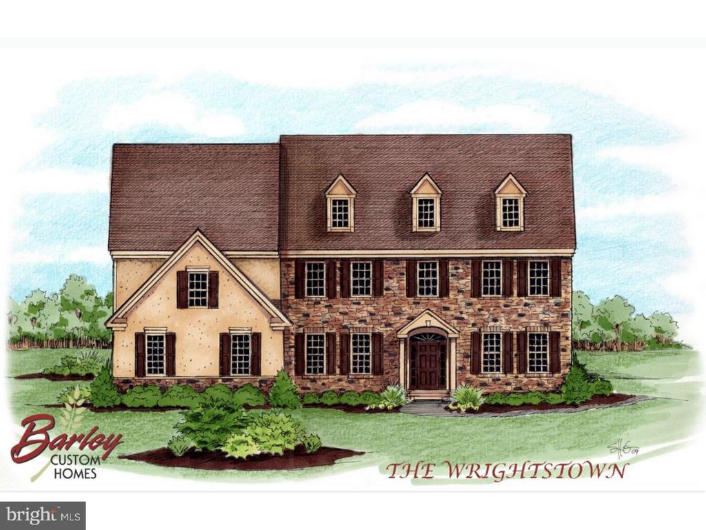 Lot 4  KINGFISHER LANE, Doylestown, Pennsylvania