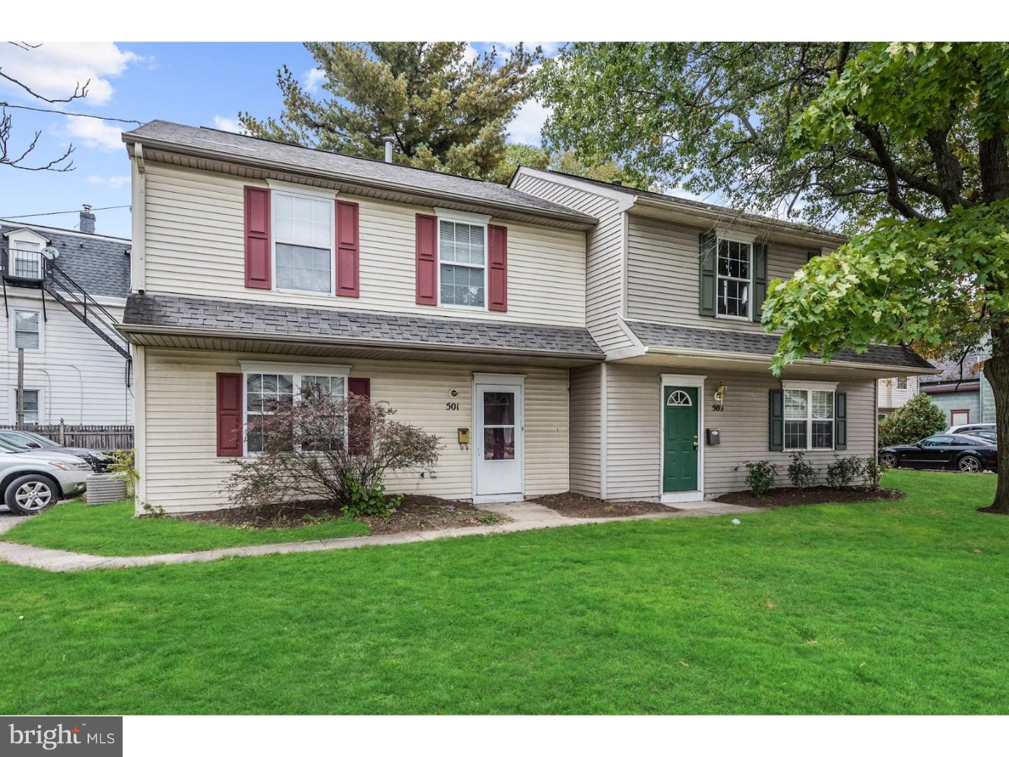 Single Family Home for Sale at 501 S FAIRVIEW Street Riverside, New Jersey 08075 United StatesMunicipality: Riverside