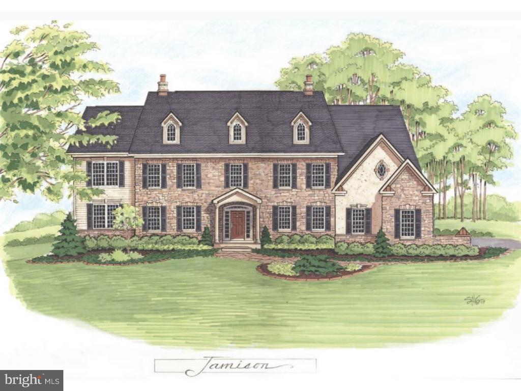 Lot 6  KINGFISHER LANE, Doylestown, Pennsylvania