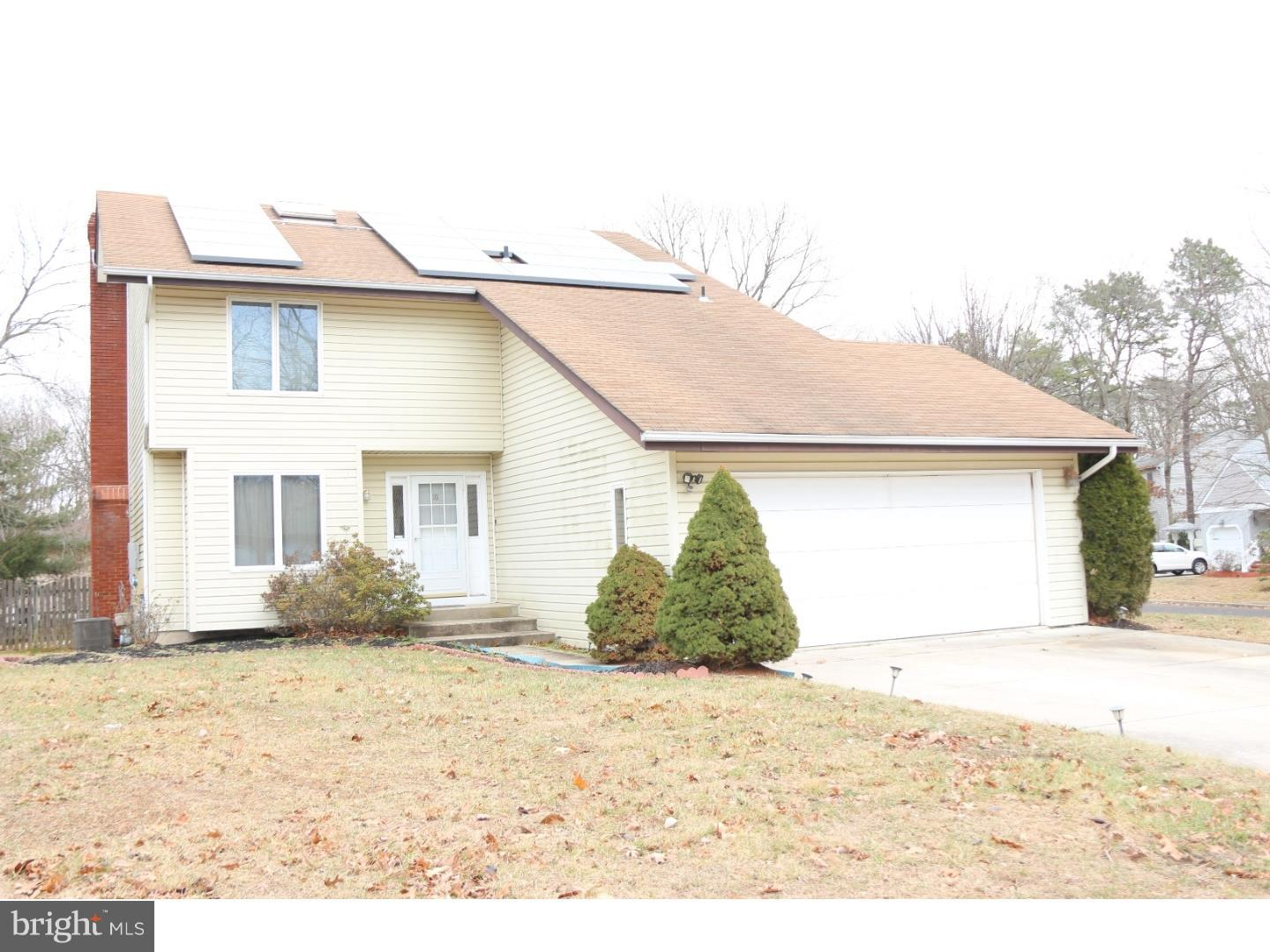 Single Family Home for Sale at 10 HIGH Trail Pine Hill, New Jersey 08021 United States