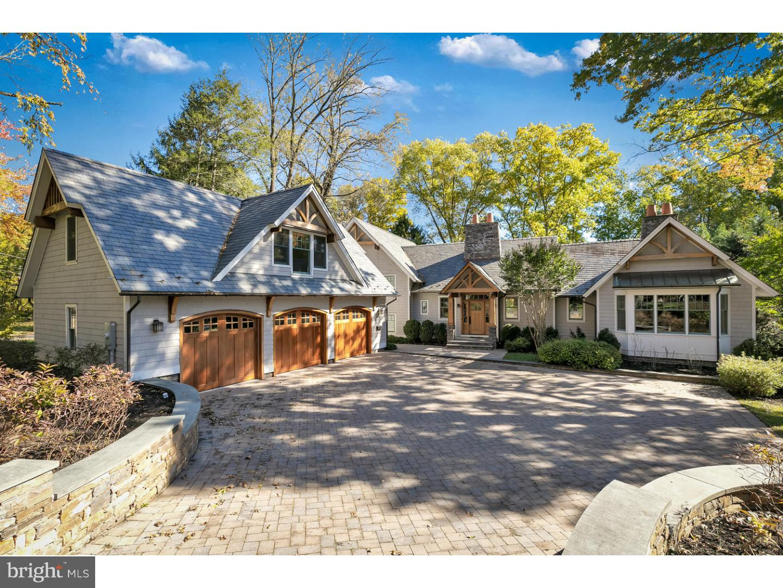 Single Family Home for Sale at 591 LAKE Drive Princeton, New Jersey 08540 United StatesMunicipality: Princeton