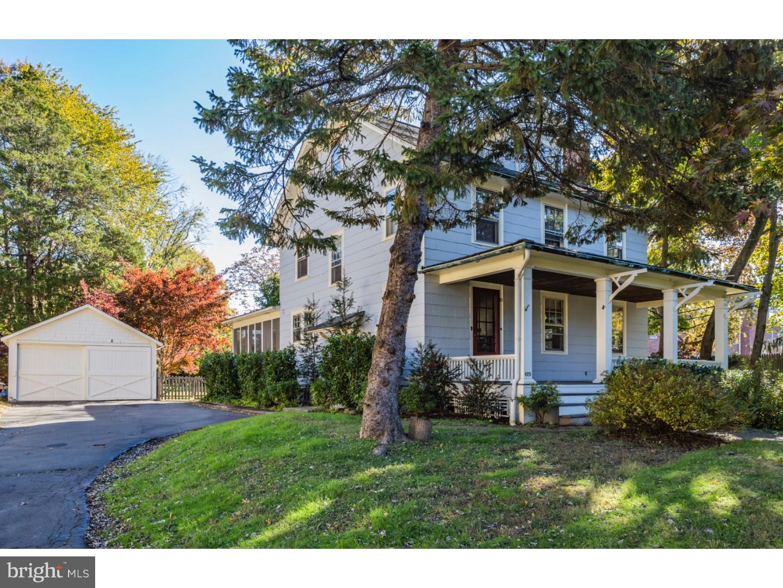 Single Family Home for Sale at 423 S MAIN Street Pennington, New Jersey 08534 United StatesMunicipality: Pennington Borough