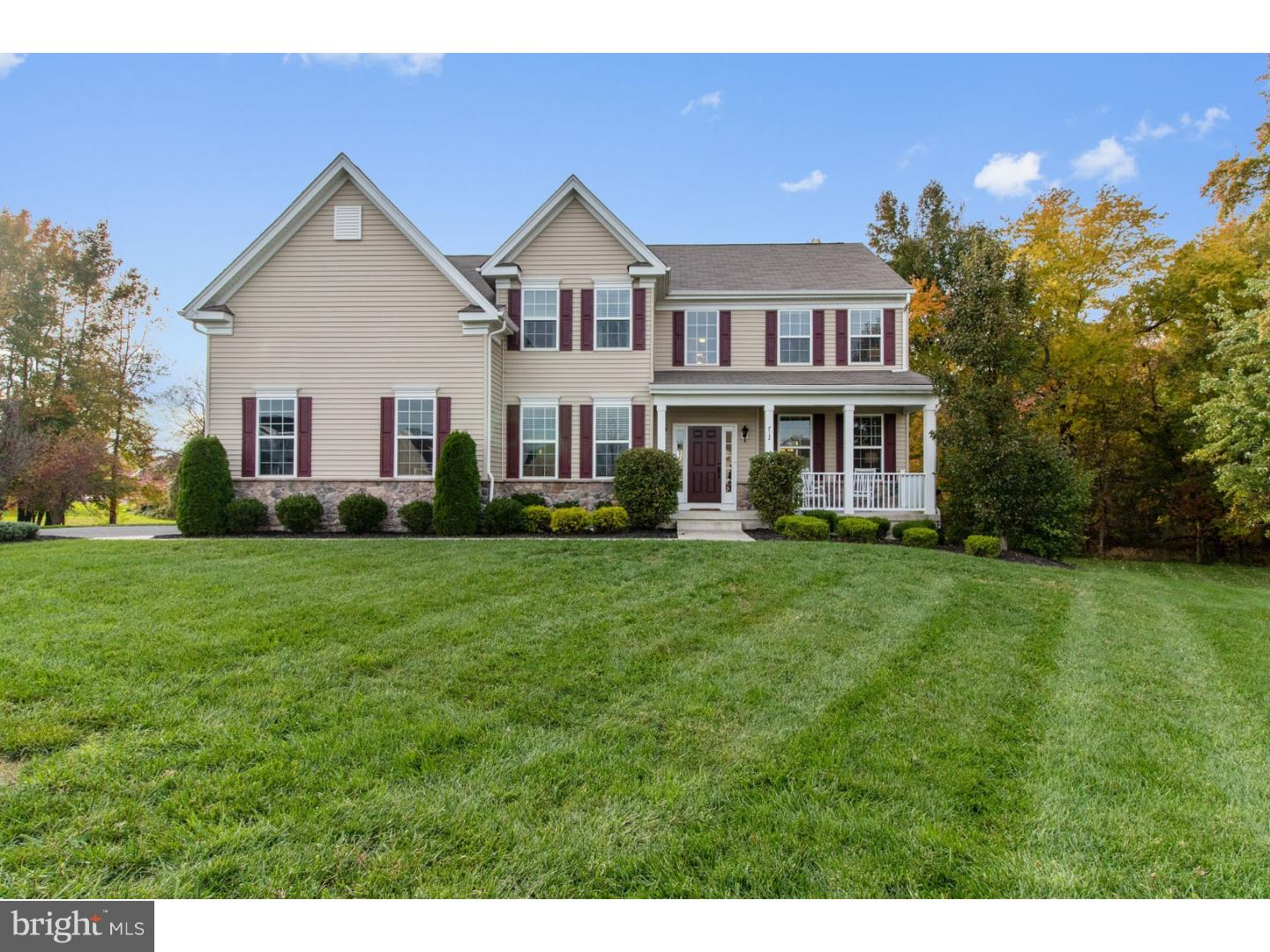 Single Family Home for Sale at Mullica Hill, New Jersey 08062 United States