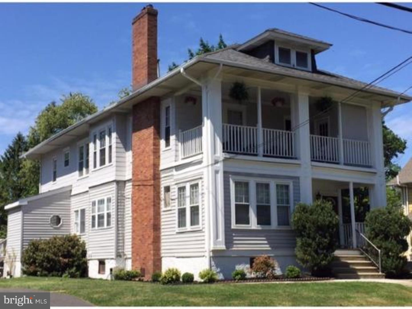 Triplex for Sale at 102 7TH Avenue Haddon Heights, New Jersey 08035 United States