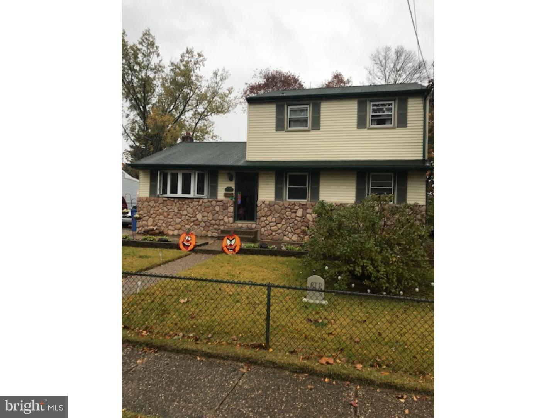 Enfamiljshus för Försäljning vid 1107 PRINCETON Avenue National Park, New Jersey 08063 Förenta staternaI/Runt: National Park