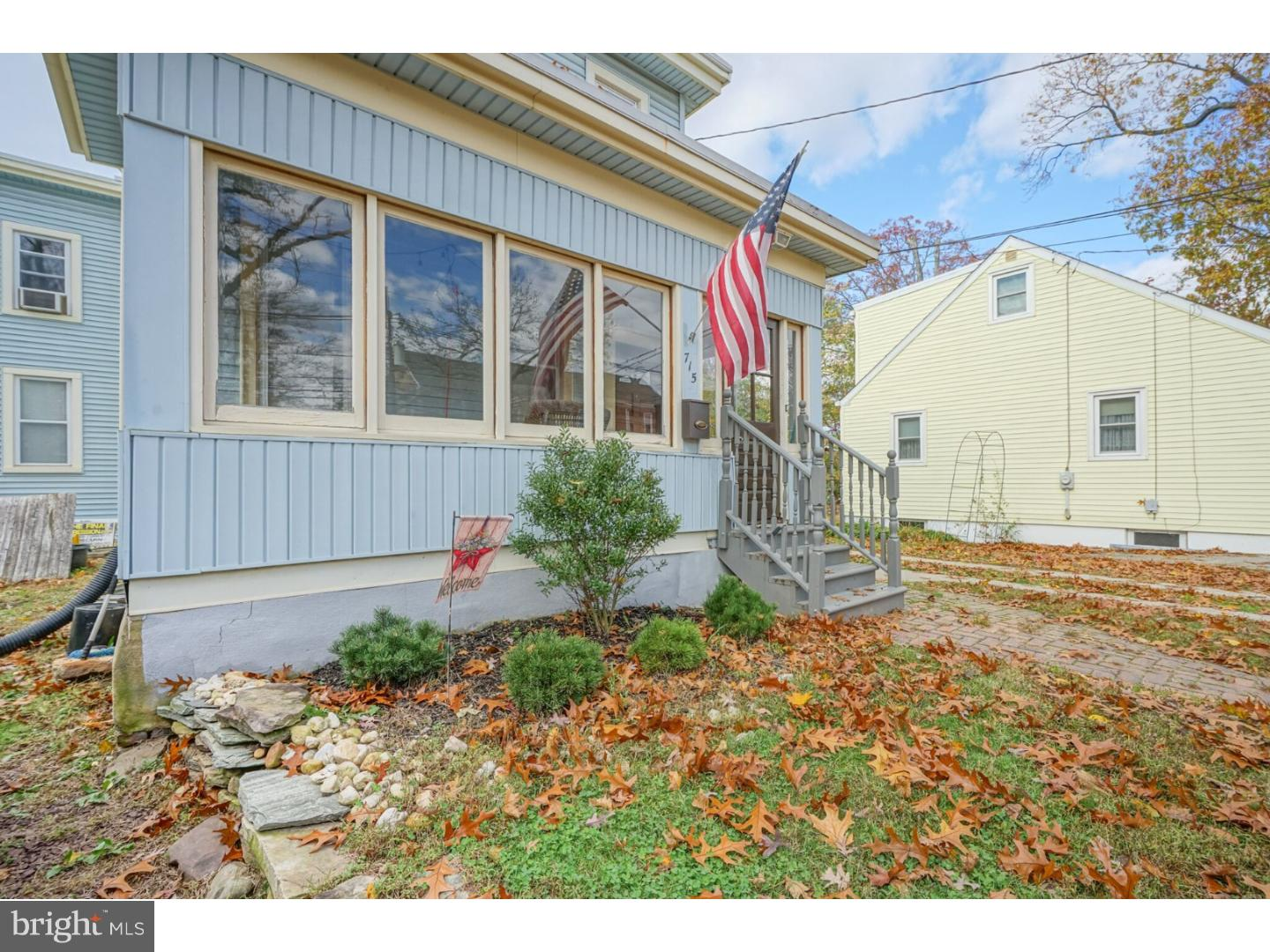 Duplex for Sale at 715 CINNAMINSON Avenue Palmyra, New Jersey 08065 United States