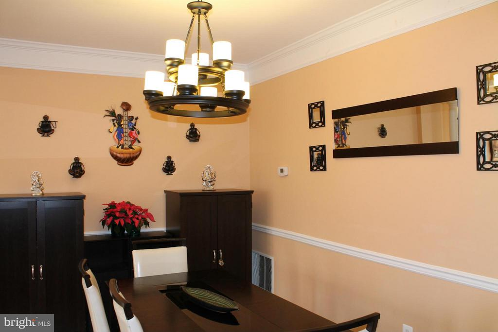 Dining Room - 21874 SCHENLEY TER, ASHBURN