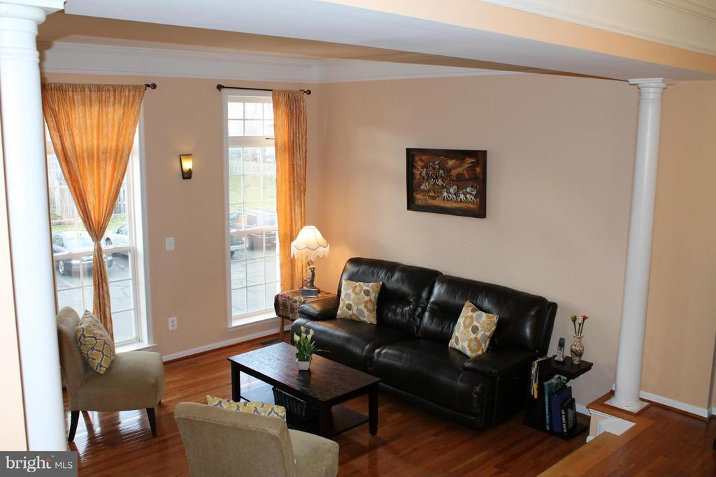 Living Room - 21874 SCHENLEY TER, ASHBURN