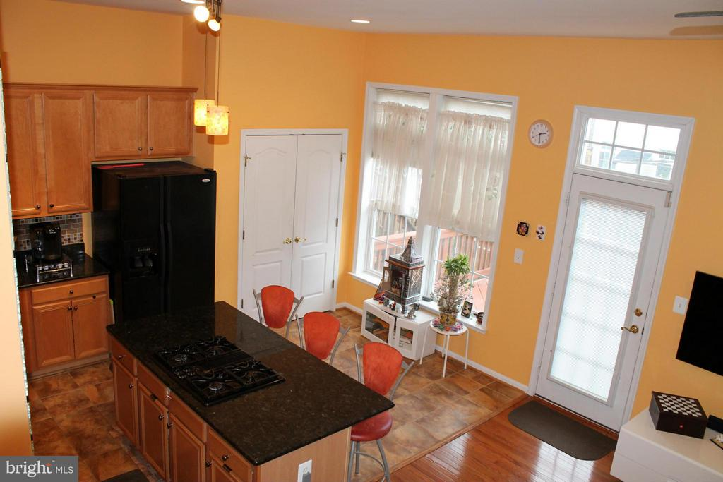 Kitchen - 21874 SCHENLEY TER, ASHBURN