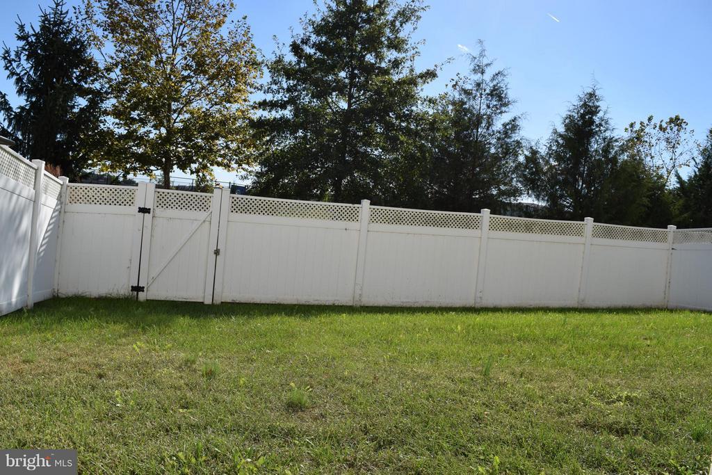 Exterior (Rear) - 43595 CARRADOC FARM TER, LEESBURG