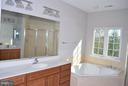 Bath (Master) - 43595 CARRADOC FARM TER, LEESBURG