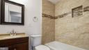 Upstairs Hall Full Bathroom - 5908 ROBIN LN, SUITLAND