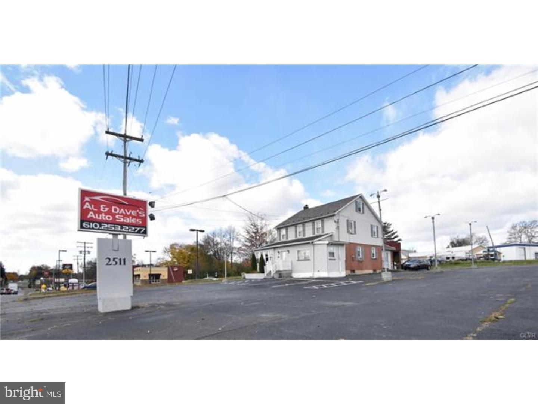 Single Family Home for Sale at 2511 FREEMANSBURG Avenue Easton, Pennsylvania 18045 United States