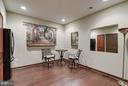 Lower Level Wine Room - 17266 FLINT FARM DR, ROUND HILL