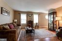 Living Room - 12704 FANTASIA DR, HERNDON